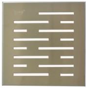 Решетка квадратная Zorg ZR GS01-K